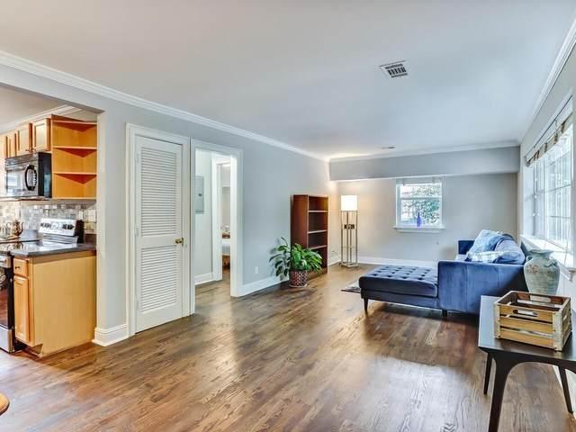 1643 Briarcliff Road NE #3, Atlanta, GA 30306 (MLS #6842008) :: RE/MAX Prestige