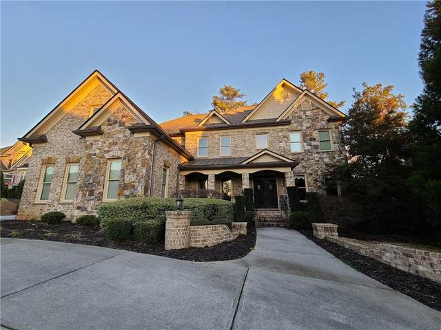 8805 Merion Drive, Duluth, GA 30097 (MLS #6842020) :: The Realty Queen & Team