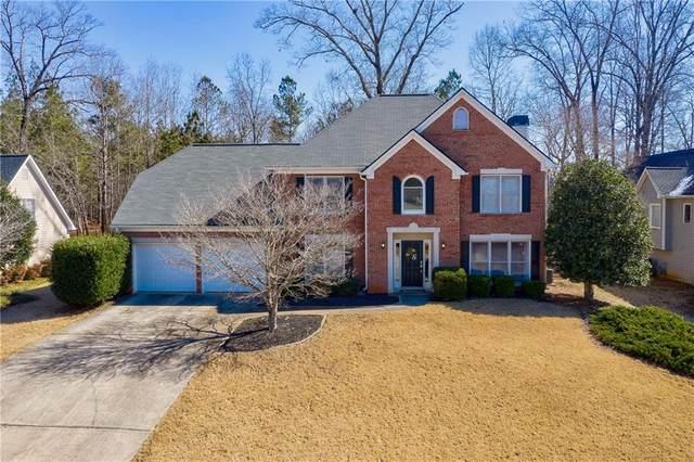 389 Hunters Creek, Dallas, GA 30157 (MLS #6842023) :: North Atlanta Home Team