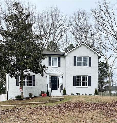 1895 Tree Brooke Lane, Snellville, GA 30078 (MLS #6842043) :: North Atlanta Home Team