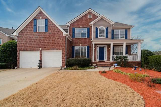 911 Brumley Lane NW, Kennesaw, GA 30152 (MLS #6842078) :: North Atlanta Home Team