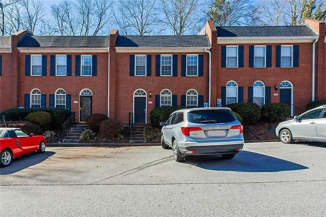 7810 Saint Charles Square, Roswell, GA 30075 (MLS #6842103) :: North Atlanta Home Team