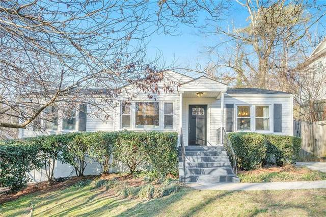 1056 Country Lane NE, Atlanta, GA 30324 (MLS #6842111) :: Tonda Booker Real Estate Sales