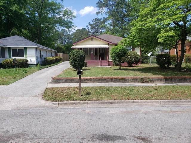 1113 Radio Drive, Macon, GA 31204 (MLS #6842124) :: North Atlanta Home Team