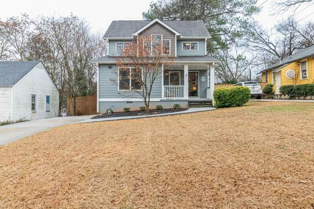 3135 Alston Drive, Decatur, GA 30032 (MLS #6842131) :: Path & Post Real Estate