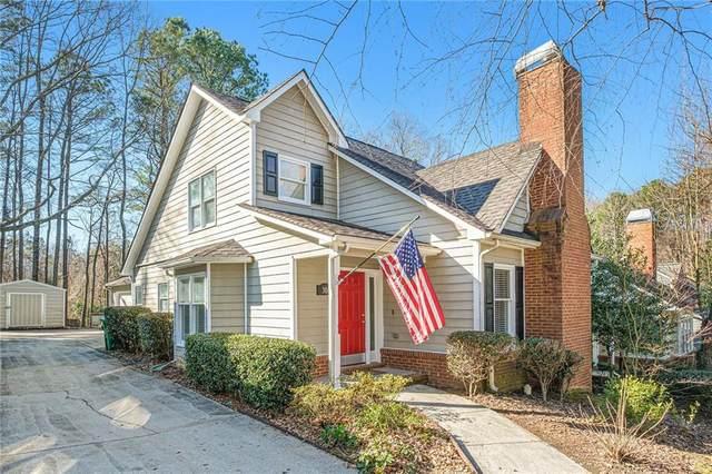 306 Somerlane Place, Avondale Estates, GA 30002 (MLS #6842132) :: Thomas Ramon Realty