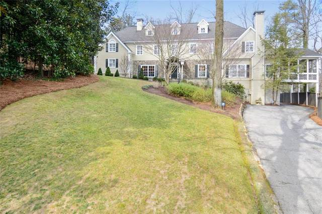 641 W Wesley Road NW, Atlanta, GA 30327 (MLS #6842153) :: North Atlanta Home Team