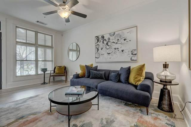625 Piedmont Avenue NE #102, Atlanta, GA 30308 (MLS #6842155) :: Path & Post Real Estate