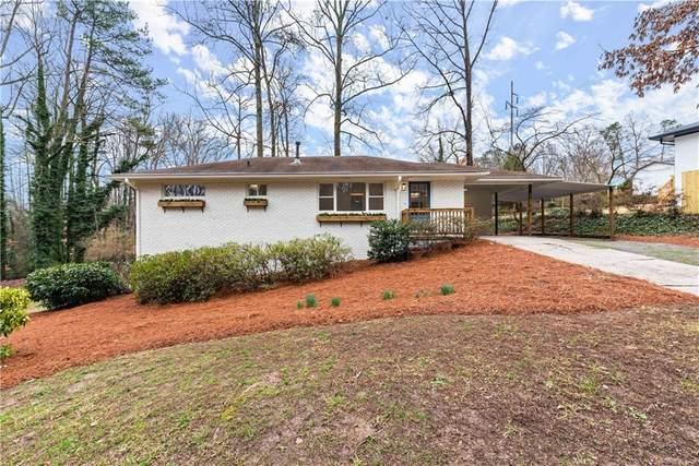 1076 Starline Drive, Smyrna, GA 30080 (MLS #6842165) :: Path & Post Real Estate