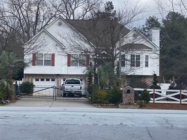 296 Hoke Okelly Mill Road SW, Loganville, GA 30052 (MLS #6842196) :: North Atlanta Home Team