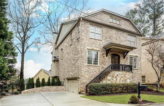 654 Kimberly Lane NE, Atlanta, GA 30306 (MLS #6842225) :: The Butler/Swayne Team