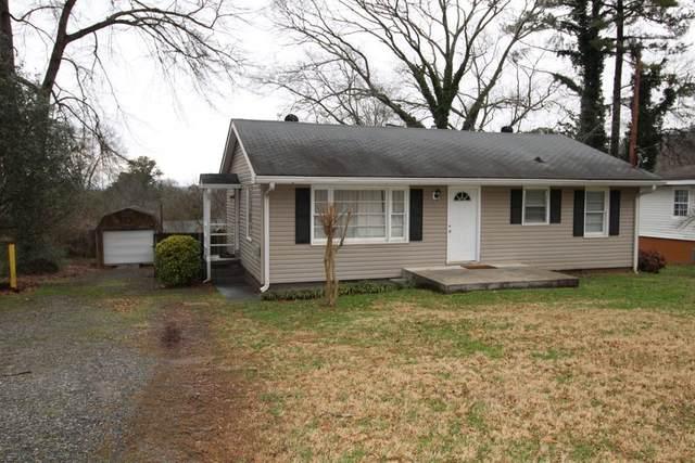 9 Wisteria Drive SE, Rome, GA 30161 (MLS #6842237) :: Tonda Booker Real Estate Sales
