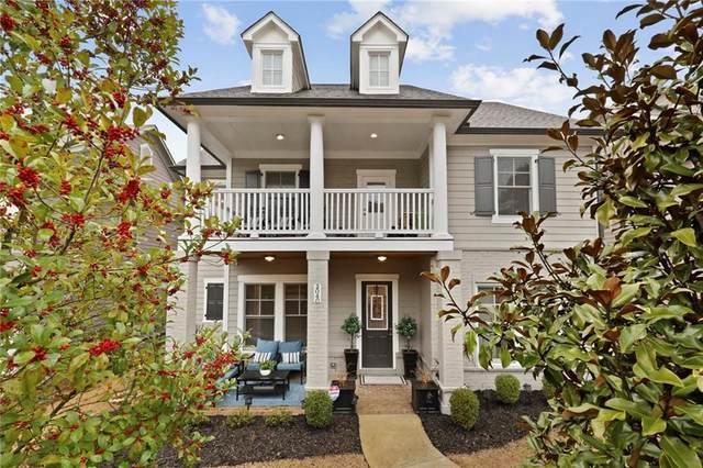 3040 Birchdale Drive, Alpharetta, GA 30004 (MLS #6842257) :: North Atlanta Home Team