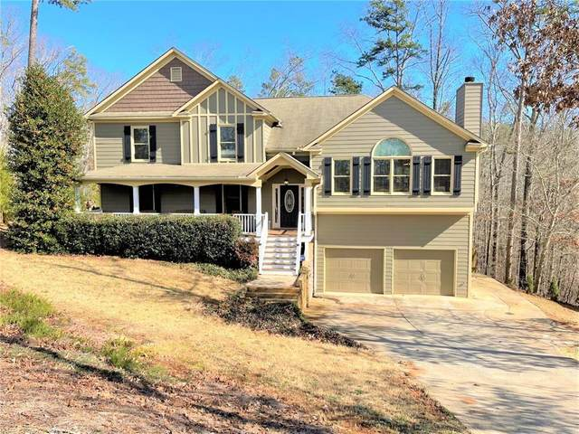 17 Ash Way NE, White, GA 30184 (MLS #6842289) :: Tonda Booker Real Estate Sales