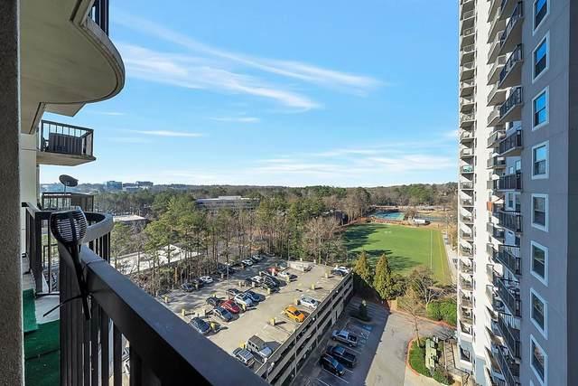 795 Hammond Drive #1111, Sandy Springs, GA 30328 (MLS #6842346) :: North Atlanta Home Team