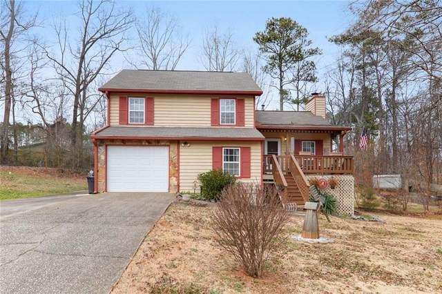 1349 Ashbrook Drive, Lawrenceville, GA 30043 (MLS #6842361) :: North Atlanta Home Team