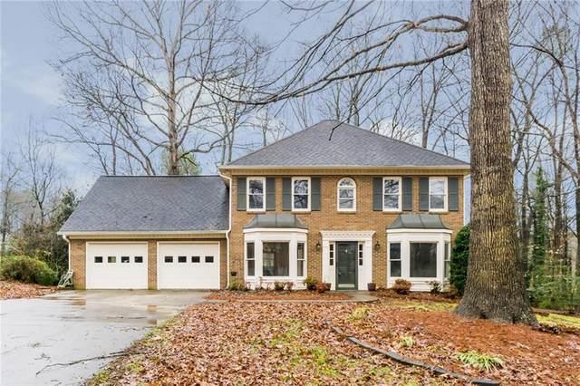 153 Thornwood Way NW, Acworth, GA 30102 (MLS #6842389) :: 515 Life Real Estate Company