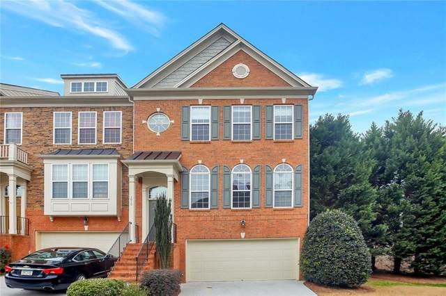 1610 Wehunt Place SE #16, Smyrna, GA 30082 (MLS #6842392) :: North Atlanta Home Team