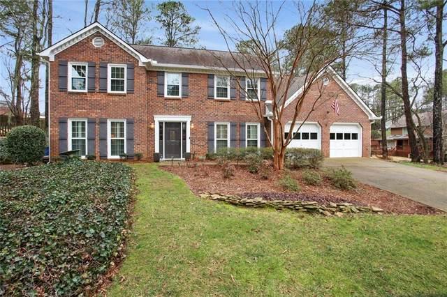 1730 Basswood Court, Marietta, GA 30066 (MLS #6842420) :: Scott Fine Homes at Keller Williams First Atlanta