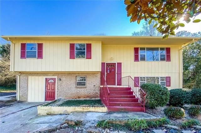 1757 Tilden Avenue, Jonesboro, GA 30236 (MLS #6842428) :: Path & Post Real Estate