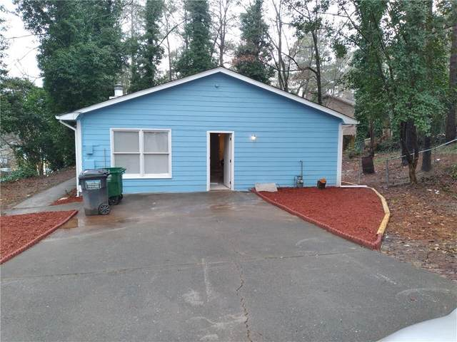 1401 Kings Ridge Drive, Norcross, GA 30093 (MLS #6842435) :: 515 Life Real Estate Company