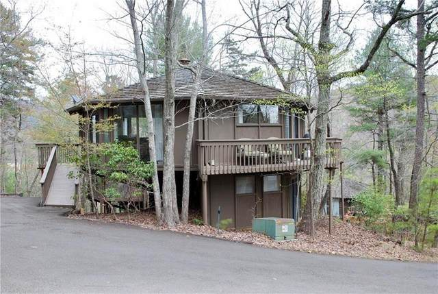 158 Treetop Knoll Drive, Big Canoe, GA 30143 (MLS #6842479) :: The Butler/Swayne Team