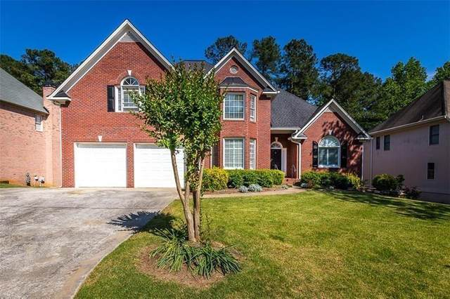 5874 Brookstone Walk NW, Acworth, GA 30101 (MLS #6842496) :: Tonda Booker Real Estate Sales