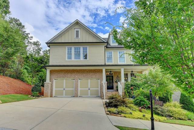 2626 Kentwood Lane, Alpharetta, GA 30009 (MLS #6842502) :: Path & Post Real Estate