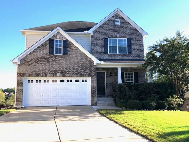 5884 Cobblestone Creek Circle, Mableton, GA 30126 (MLS #6842509) :: North Atlanta Home Team