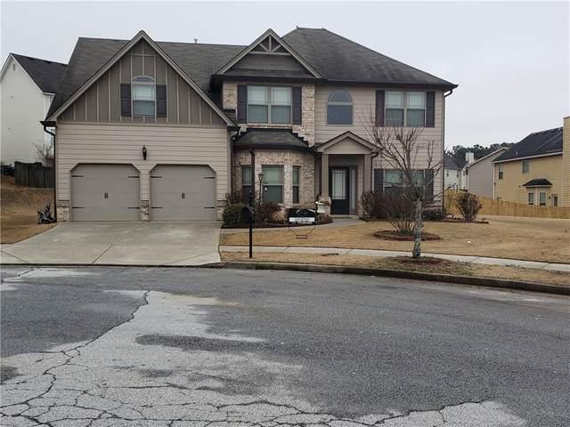4264 Grove Lake Street, Loganville, GA 30052 (MLS #6842560) :: North Atlanta Home Team