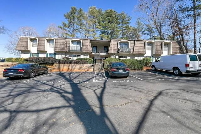 725 Dalrymple Road 1A, Sandy Springs, GA 30328 (MLS #6842609) :: North Atlanta Home Team