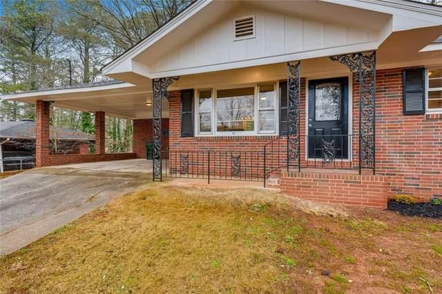 1246 Sunnyside Drive SW, Mableton, GA 30126 (MLS #6842649) :: North Atlanta Home Team