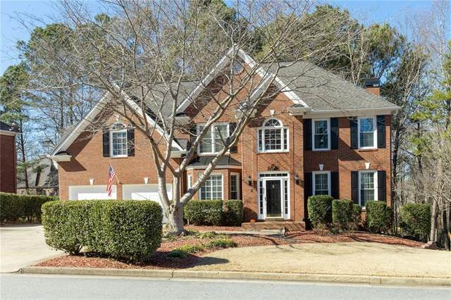 1337 Benbrooke Lane NW, Acworth, GA 30101 (MLS #6842657) :: Tonda Booker Real Estate Sales