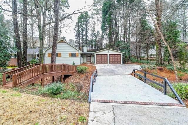 2241 Drew Valley Road NE, Brookhaven, GA 30319 (MLS #6842689) :: RE/MAX Paramount Properties