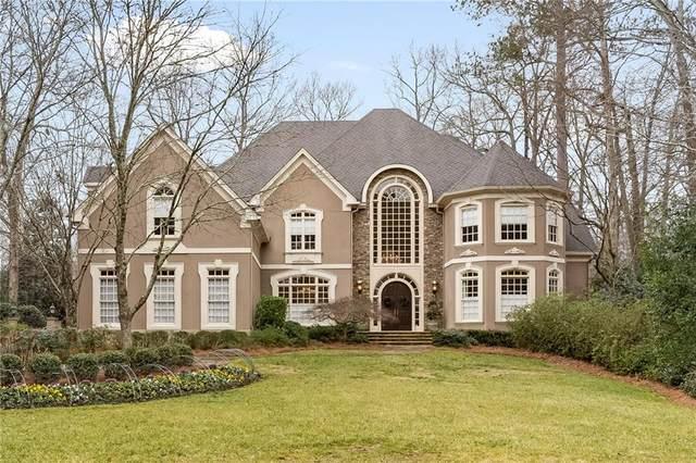 5415 Chelsen Wood Drive, Johns Creek, GA 30097 (MLS #6842719) :: The Kroupa Team | Berkshire Hathaway HomeServices Georgia Properties