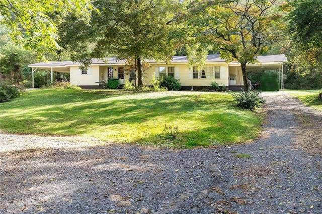 424 NE Wayside Road NE, Rome, GA 30161 (MLS #6842722) :: City Lights Team | Compass