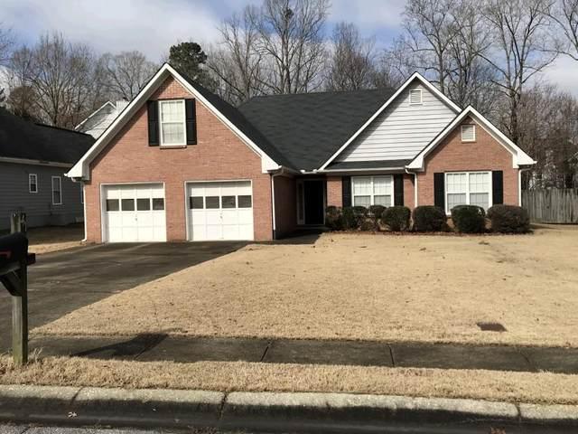 41 Springcrest Trail, Lawrenceville, GA 30046 (MLS #6842731) :: North Atlanta Home Team