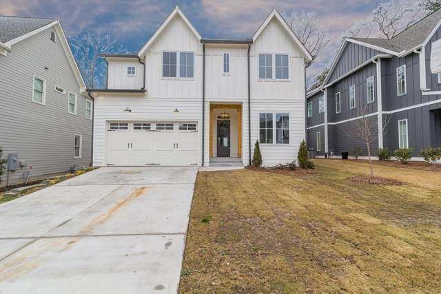 2360 Colonial Drive, Brookhaven, GA 30319 (MLS #6842736) :: North Atlanta Home Team