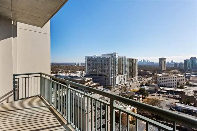 3040 Peachtree Road NW #1605, Atlanta, GA 30305 (MLS #6842753) :: Path & Post Real Estate