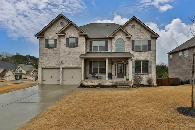 25 Echols Way, Acworth, GA 30101 (MLS #6842767) :: Path & Post Real Estate
