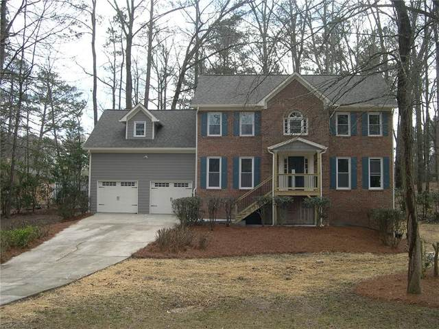 2565 Horseshoe Bend Road SW, Marietta, GA 30064 (MLS #6842785) :: Path & Post Real Estate