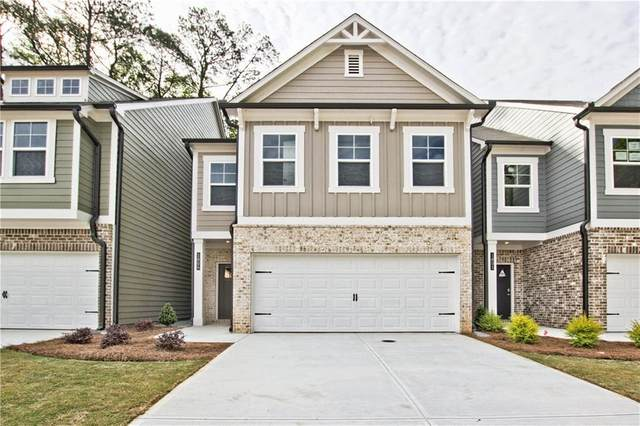 1908 Parkades Path SW #44, Marietta, GA 30008 (MLS #6842802) :: RE/MAX Prestige