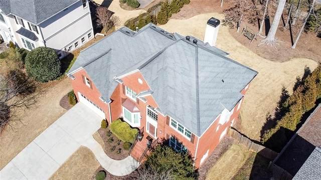 5455 Preserve Circle, Johns Creek, GA 30005 (MLS #6842828) :: The Kroupa Team | Berkshire Hathaway HomeServices Georgia Properties