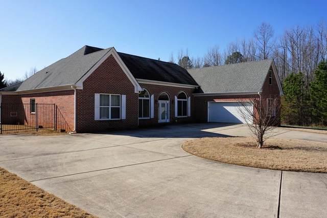 1023 Oakridge Drive, Griffin, GA 30223 (MLS #6842836) :: North Atlanta Home Team
