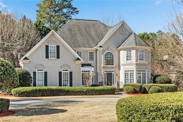 4979 Young Arthur Terrace, Peachtree Corners, GA 30097 (MLS #6842840) :: KELLY+CO