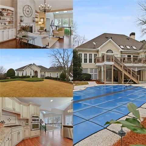 9140 Prestwick Club Drive, Johns Creek, GA 30097 (MLS #6842848) :: Tonda Booker Real Estate Sales