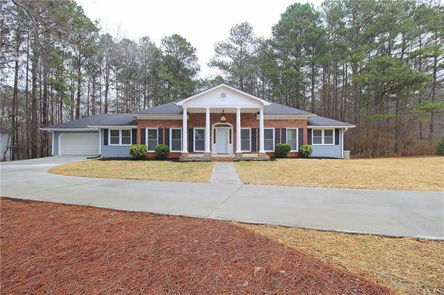 274 Grist Mill Drive, Acworth, GA 30101 (MLS #6842900) :: North Atlanta Home Team