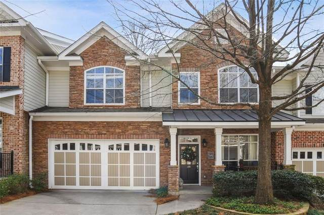 1203 Glenridge Pl, Sandy Springs, GA 30342 (MLS #6842904) :: Kennesaw Life Real Estate