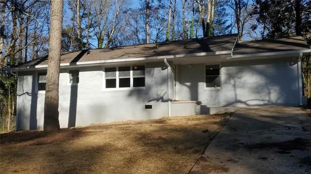2632 Macon Drive SE, Atlanta, GA 30315 (MLS #6842926) :: Path & Post Real Estate