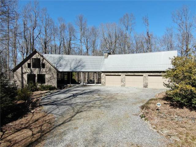 275 Winfield Overlook, Suches, GA 30572 (MLS #6842949) :: Path & Post Real Estate